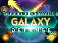 Oyunlar Bubble Shooter Galaxy Defense