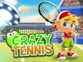 Oyunlar Crazy Tennis