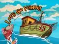 Oyunlar Let`s go Fishing