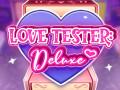 Oyunlar Love Tester Deluxe