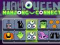 Oyunlar Mahjong Connect Halloween
