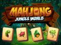 Oyunlar Mahjong Jungle World