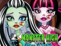 Oyunlar Monster High Nose Doctor