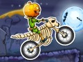 Oyunlar Moto X3M Spooky Land
