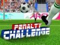 Oyunlar Penalty Challenge
