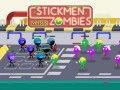 Oyunlar Stickmen vs Zombies