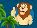 Oyunlar Strong Lions Jigsaw
